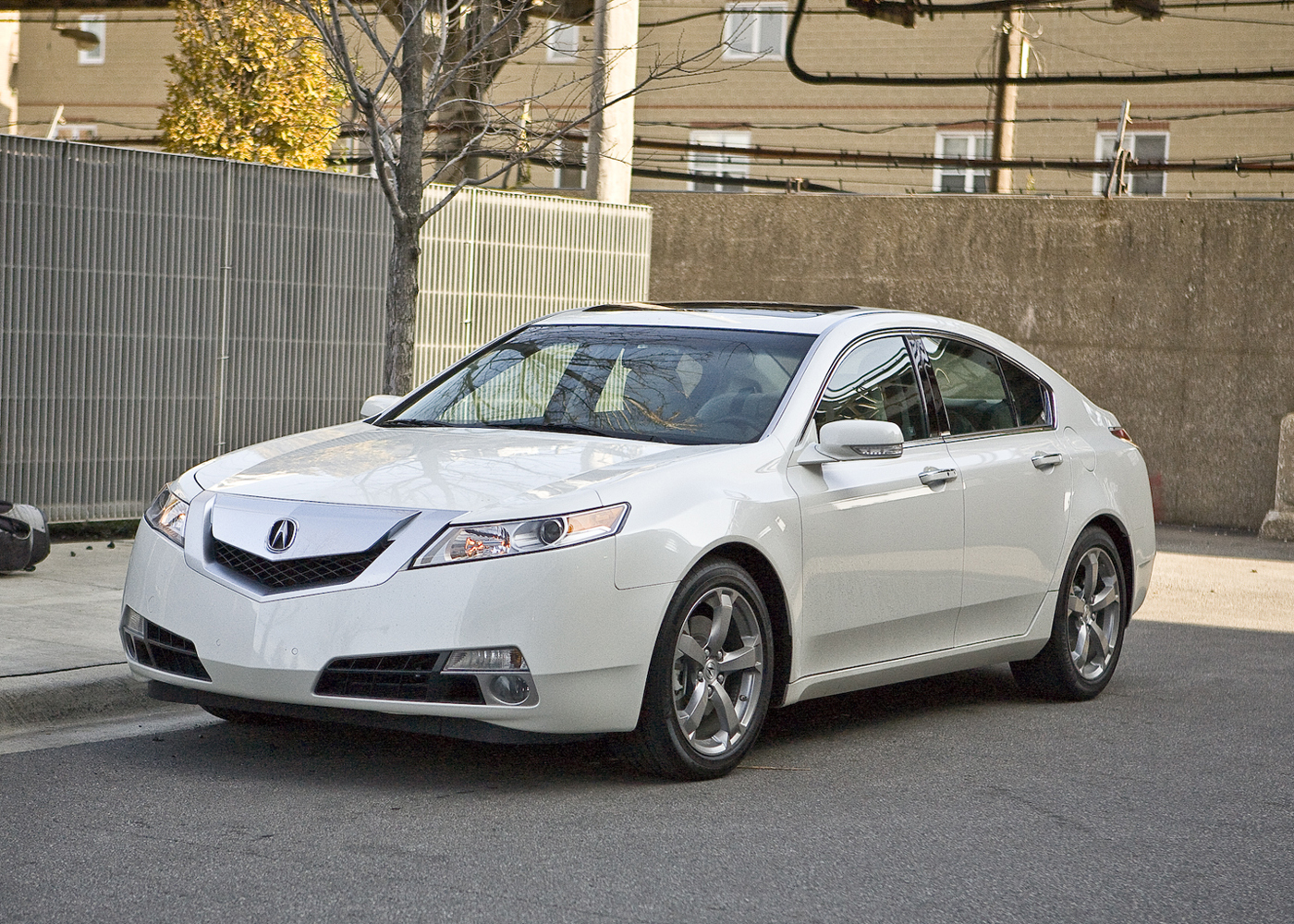 2010 Acura Tl Expert And Consumer Reviews On Easyautosales Com
